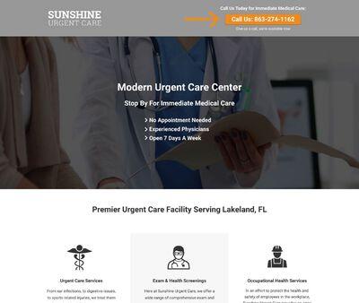 STD Testing at Sunshine Urgent Care