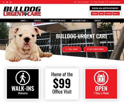 STD Testing at Bulldog Urgent Care