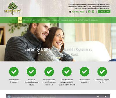 STD Testing at Serenity Behavioral Health Systems (Augusta Behavioral Health Clinic)