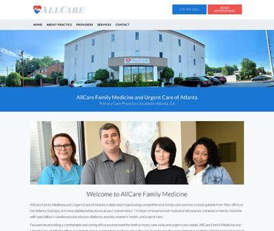 STD Testing at AllCare Family Medicine and Urgent Care of Atlanta