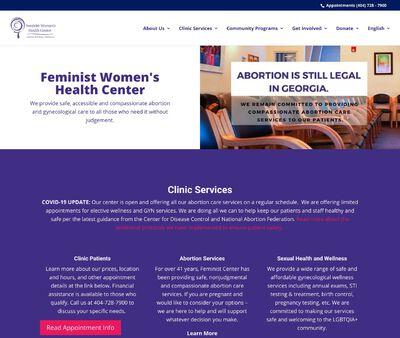 STD Testing at Feminist Women's Health Center