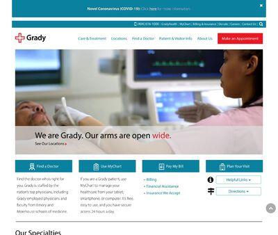 STD Testing at Grady Health System
