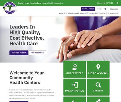 STD Testing at Beaufort-Jasper-Hampton Comprehensive Health Services, Inc.