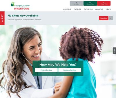 STD Testing at St. Joseph's/Candler Urgent Care