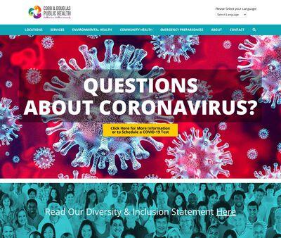 STD Testing at Cobb & Douglas Public Health