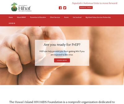 STD Testing at HIHAF East