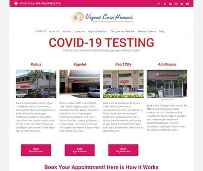 STD Testing at Urgent Care Hawaii