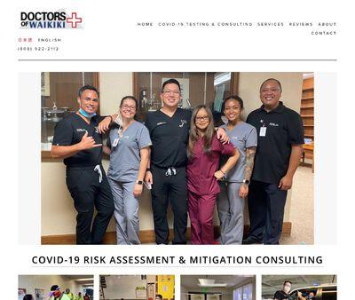 STD Testing at Doctors of Waikiki