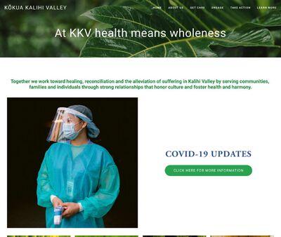 STD Testing at Kokua Kalihi Valley