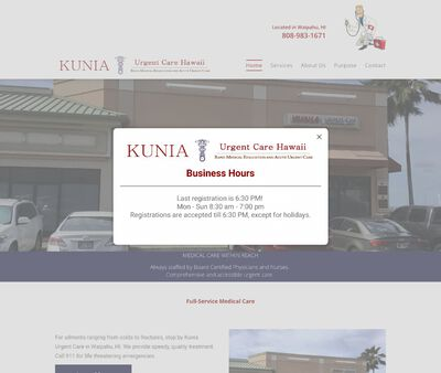 STD Testing at Kunia Urgent Care