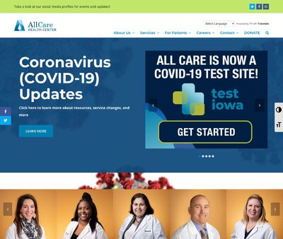 STD Testing at All Care Health Center