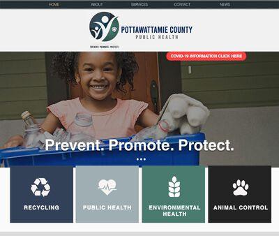 STD Testing at Pottawattamie County Public Health