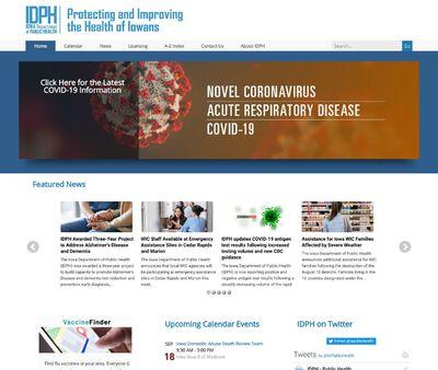 STD Testing at Iowa Department of Public Health