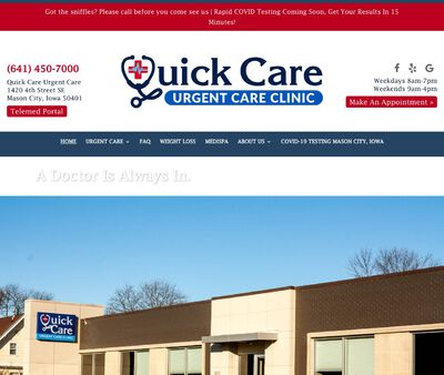 STD Testing at Quick Care Urgent Care Clinic