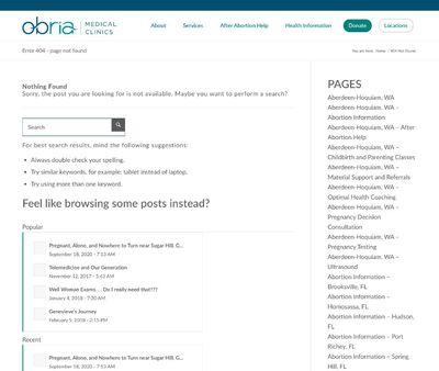STD Testing at Obria Medical Clinics - Ames
