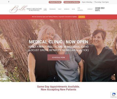 STD Testing at Bella Family Healthcare & Aesthetics