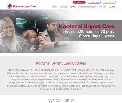 STD Testing at Kootenai Urgent Care
