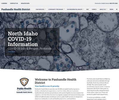 STD Testing at Panhandle Health District