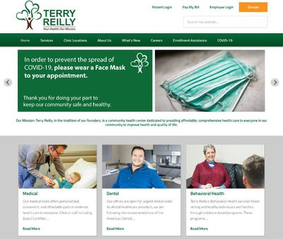 STD Testing at Terry Reilly Health Services - 1st St. Clinic