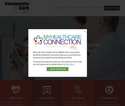 STD Testing at Community Care