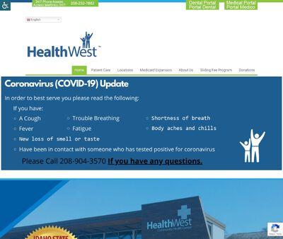 STD Testing at Health West Community Health Center