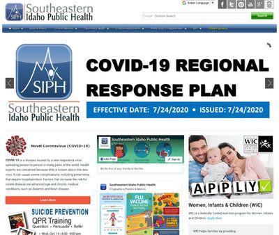 STD Testing at Southeastern Idaho Public Health