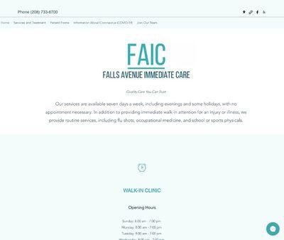 STD Testing at Falls Avenue Immediate Care