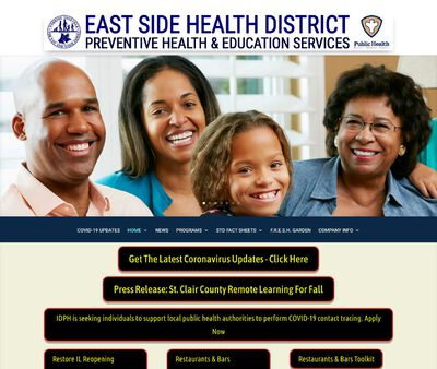 STD Testing at East Side Health District