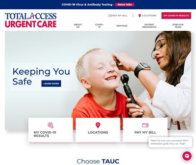 STD Testing at Total Access Urgent Care