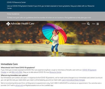 STD Testing at AMG Immediate Care - Advocate BroMenn Outpatient Center