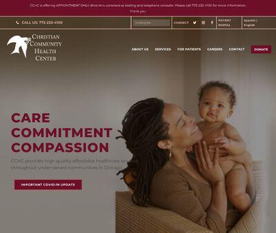 STD Testing at Christian Community Health Center