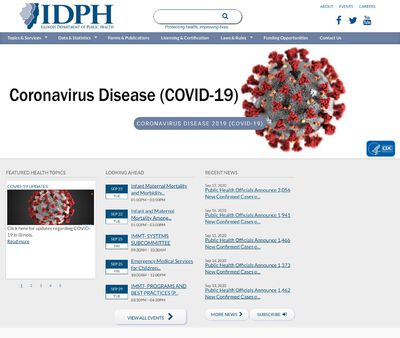 STD Testing at Public Health Department
