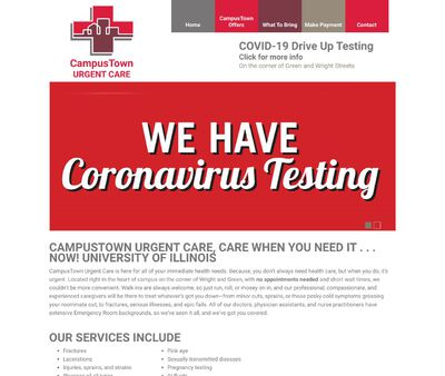 STD Testing at CampusTown Urgent Care