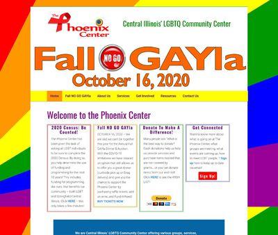 STD Testing at Central Illinois LGBTQ Community Center (The Phoenix Center)