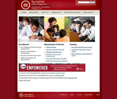 STD Testing at Springfield Urban League Incorporated (Health Initiatives)