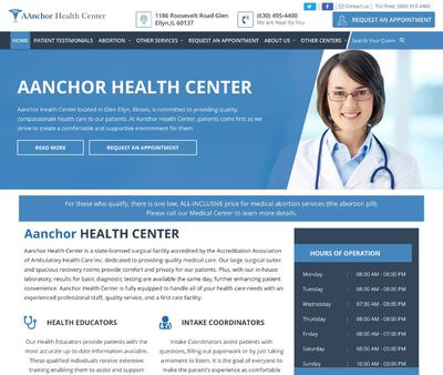 STD Testing at AAnchor Health Center