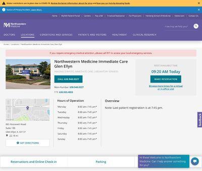 STD Testing at Northwestern Medicine Immediate Care Glen Ellyn