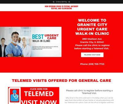 STD Testing at Granite City Urgent Care Walk-in Clinic - Granite City