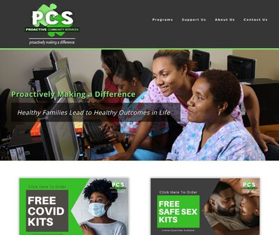 STD Testing at Proactive Community Services