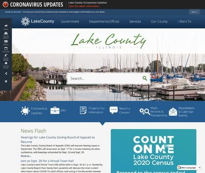 STD Testing at Lake County Health Department - Libertyville Health Center