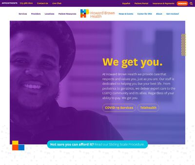 STD Testing at Howard Brown Health Center (63rd Street Clinic)