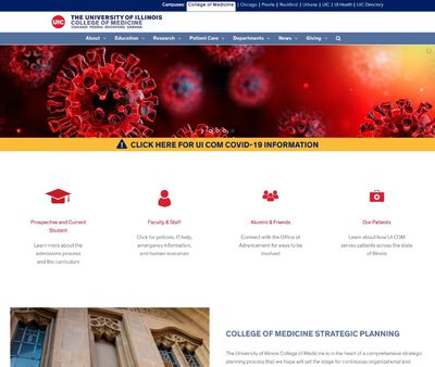 STD Testing at University of Illinois (College of Medicine)