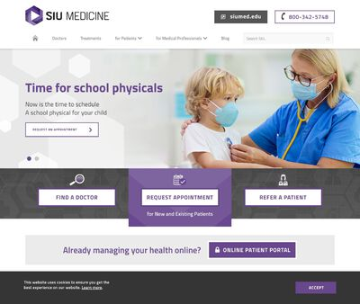 STD Testing at SIU Healthcare