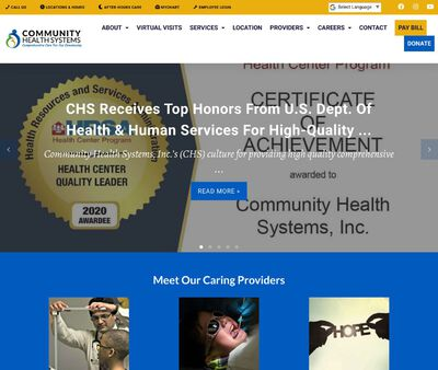 STD Testing at Community Health Systems of Wisconsin (Beloit Area Community Health Center)