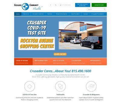 STD Testing at Crusader Community Health (Woodward Campus)