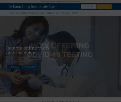 STD Testing at Schaumburg Immediate Care