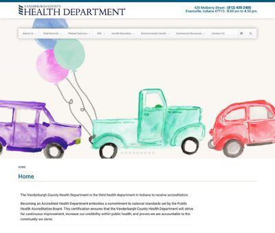 STD Testing at Vanderburgh County Health Department