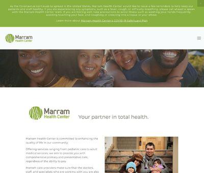 STD Testing at Marram Health Center
