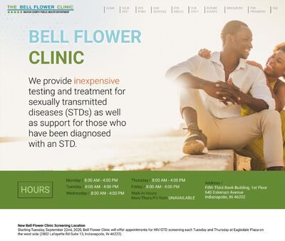 STD Testing at Bell Flower Clinic