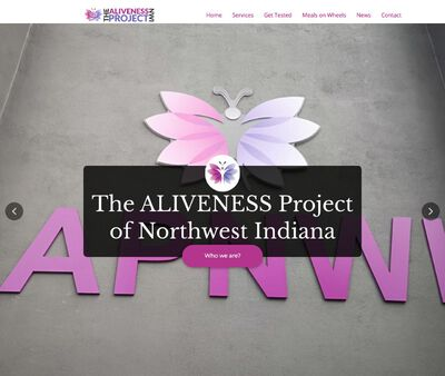STD Testing at Aliveness Project of Northwest Indiana Incorporated